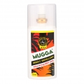 2x MUGGA EXTRA STRONG DEET 50% spray + 2x MUGGA EXTRA STRONG DEET 50% roll-on + MUGGA balsam 50 ml