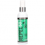 REPEL 50 DEETfree BEZWONNY spray na KOMARY bez DEET 120 ml