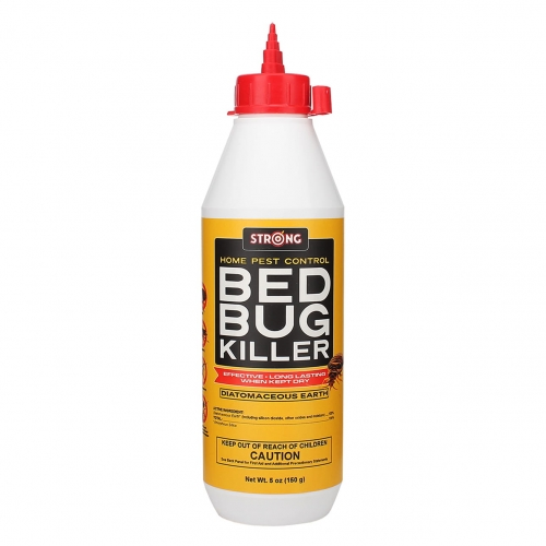 STRONG BED BUG KILLER środek do opylania na PLUSKWY 400 g